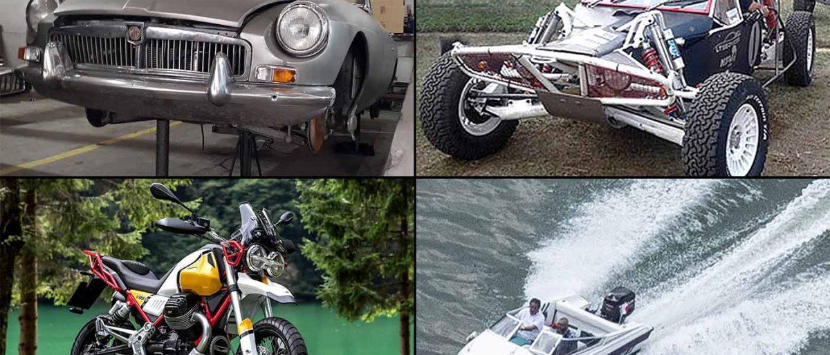 Permalien vers:Old Timer, nautisme, motos, compétition